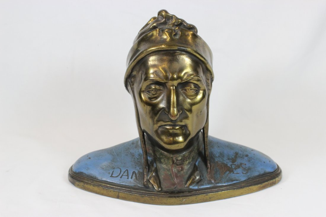 "Sculpture ""Dantes"""