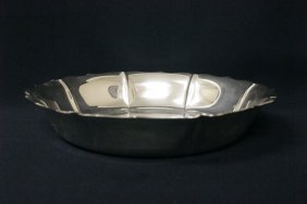 Sterling Bowl, Signed Georg Jensen Usa
