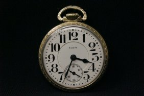 Elgin 21 Jewel Pocket Watch
