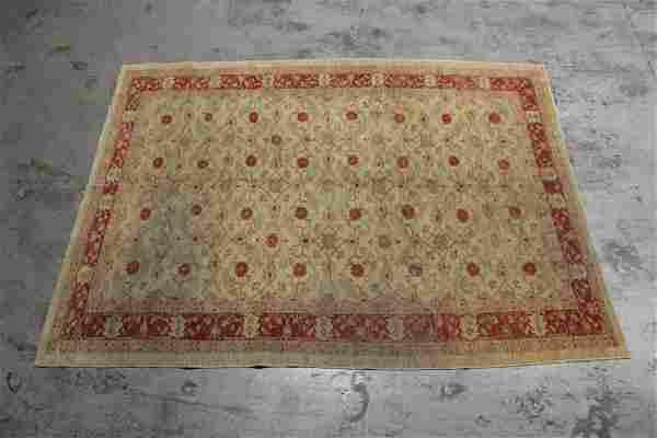Antique large Persian rug