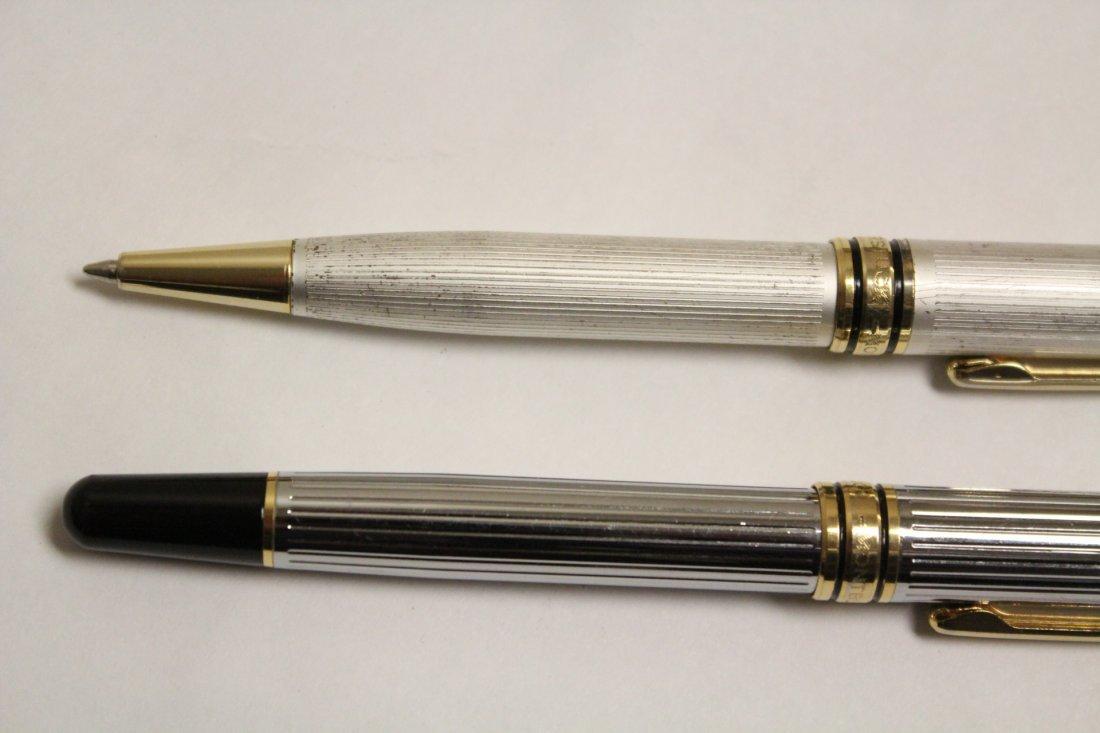 2 Mont Blanc ball pens - 6