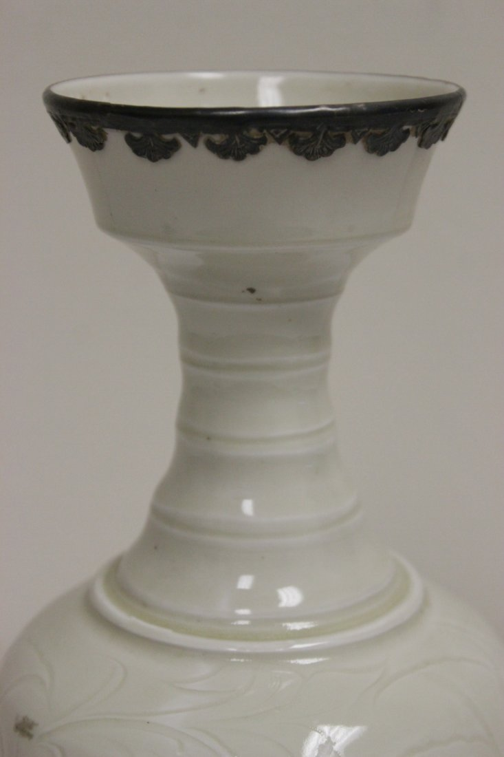 Chinese Song style porcelain vase - 3