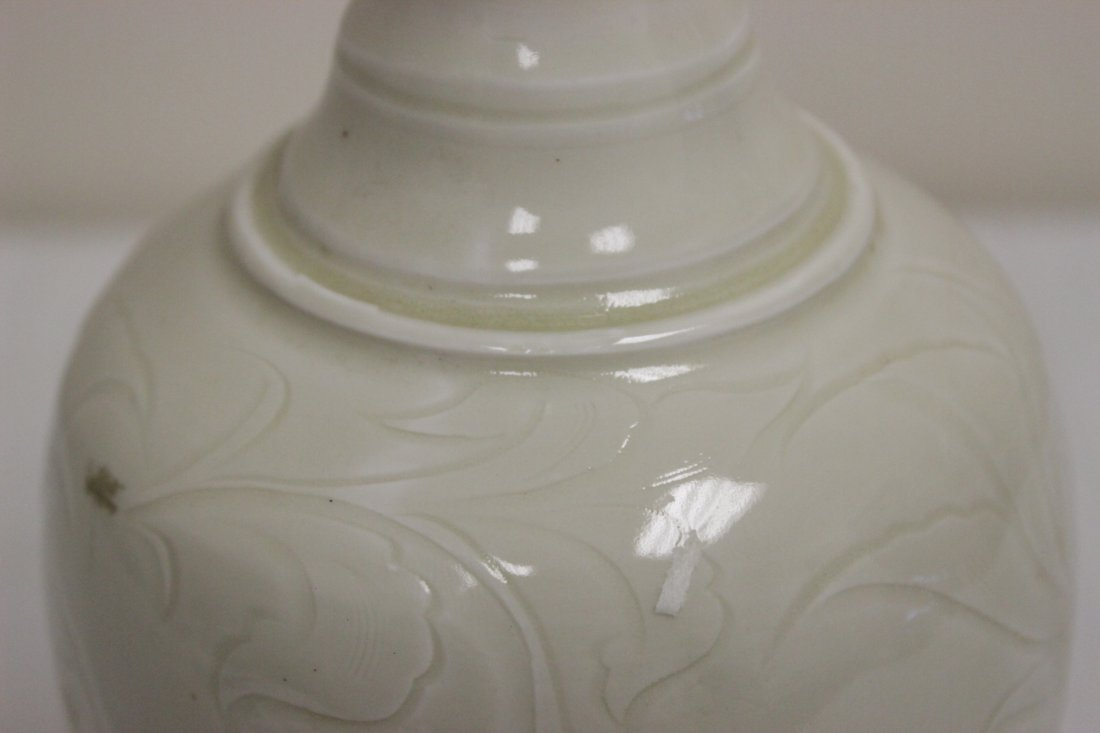 Chinese Song style porcelain vase - 4