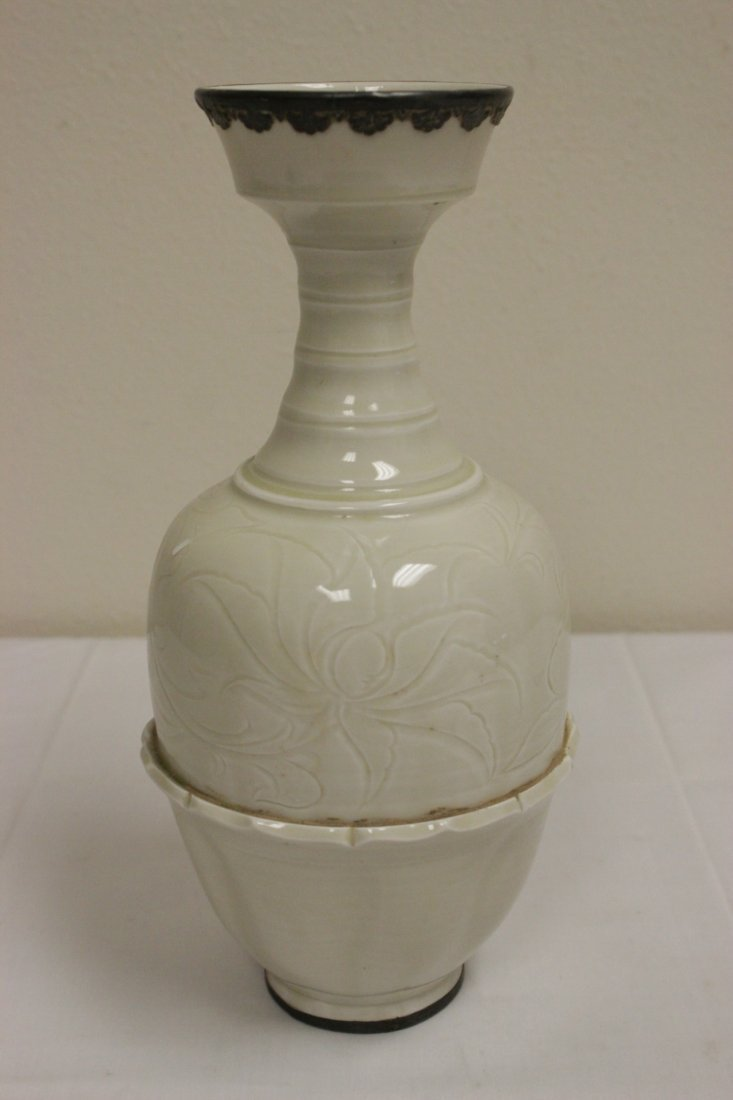 Chinese Song style porcelain vase - 5