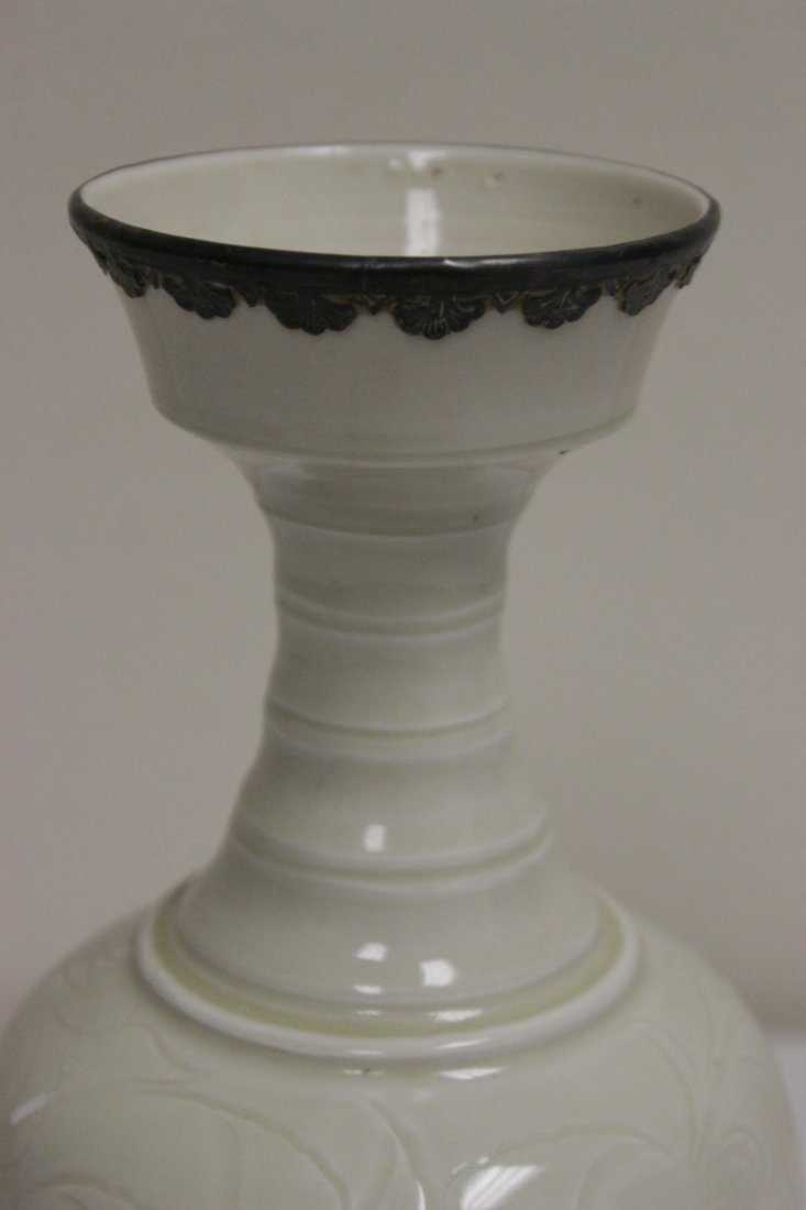 Chinese Song style porcelain vase - 7