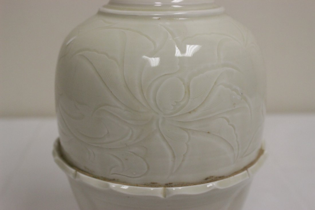 Chinese Song style porcelain vase - 8
