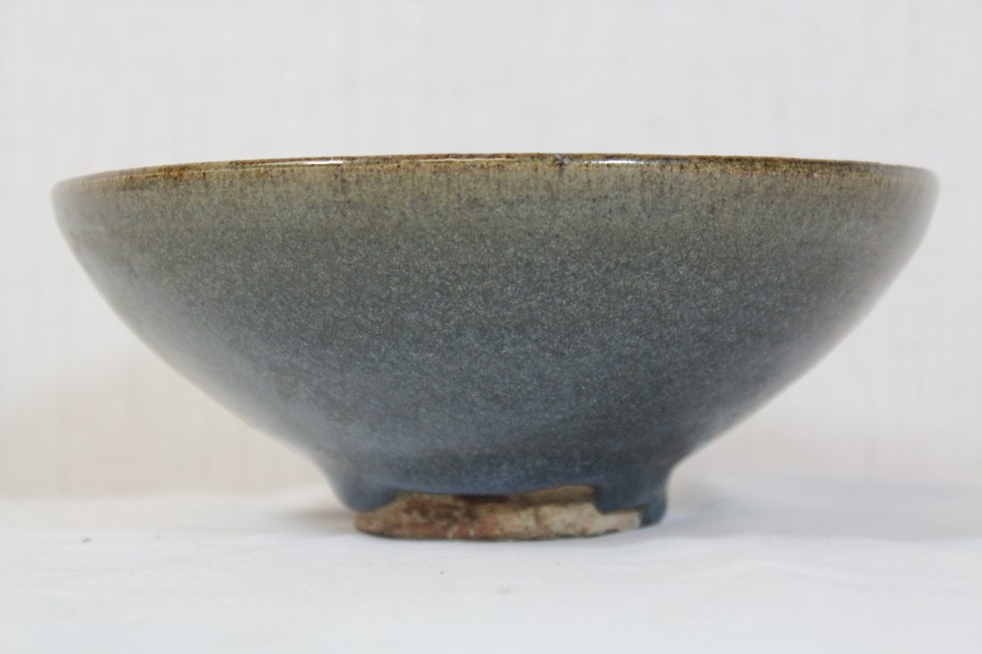 A fine Chinese Song style porcelain bowl - 3