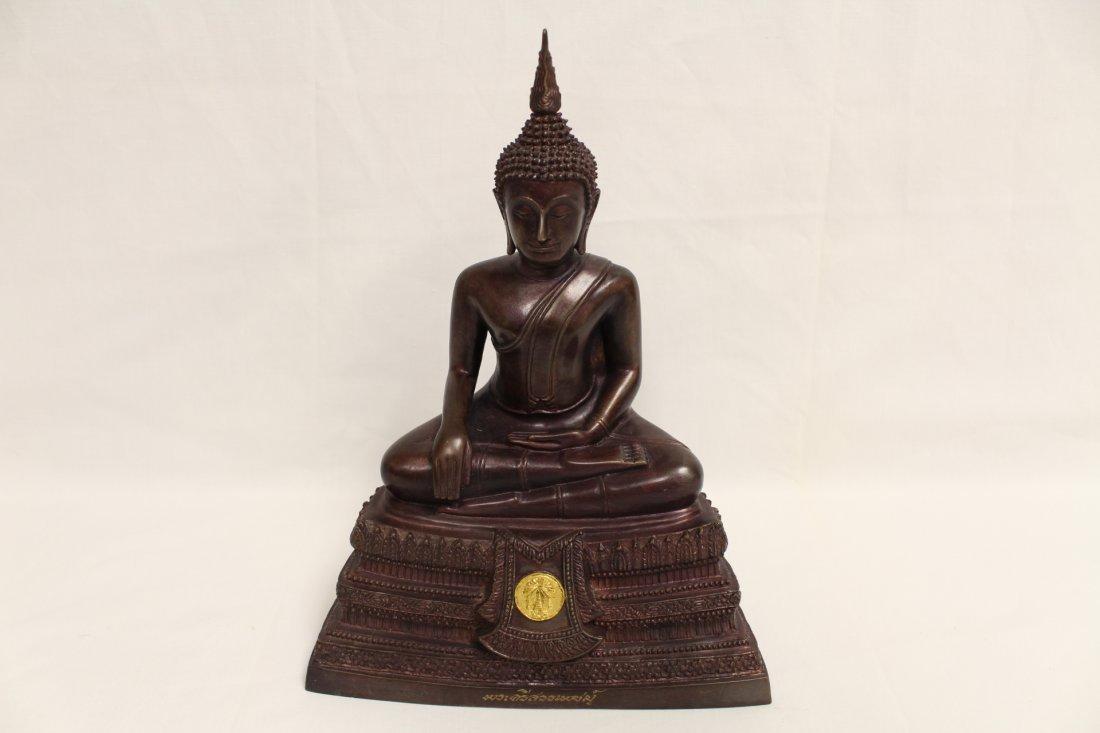 South Asia vintage bronze sculpture