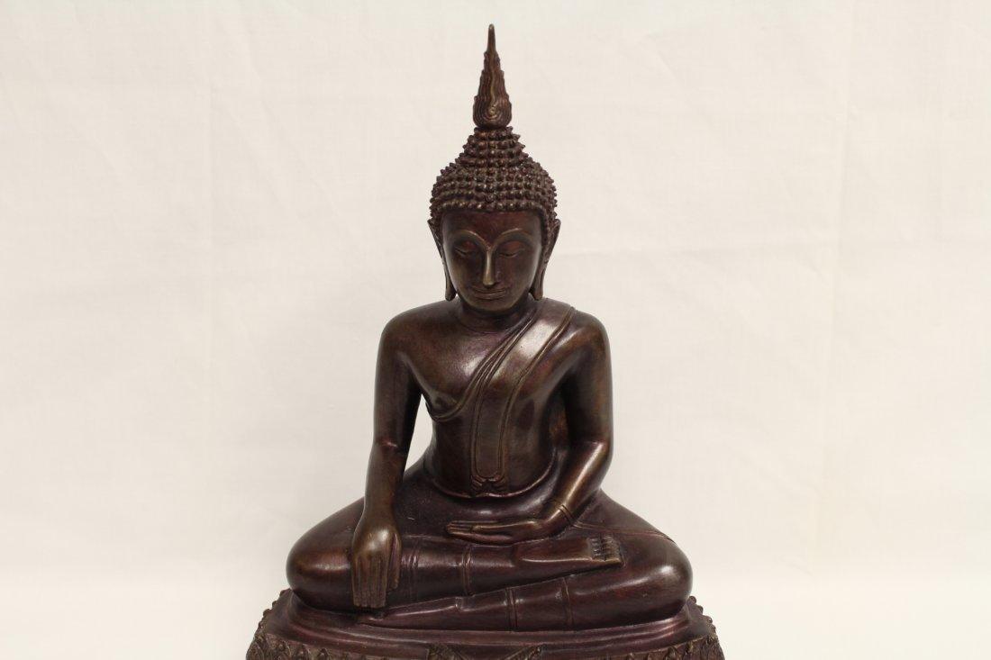 South Asia vintage bronze sculpture - 2