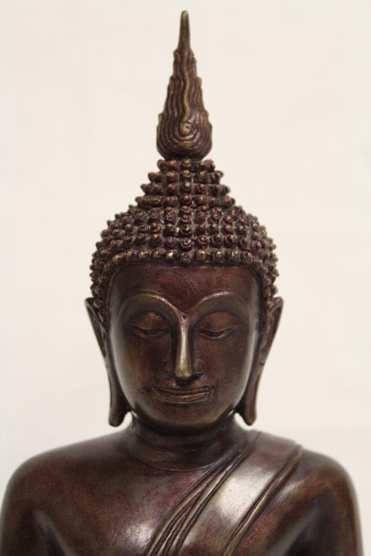 South Asia vintage bronze sculpture - 5