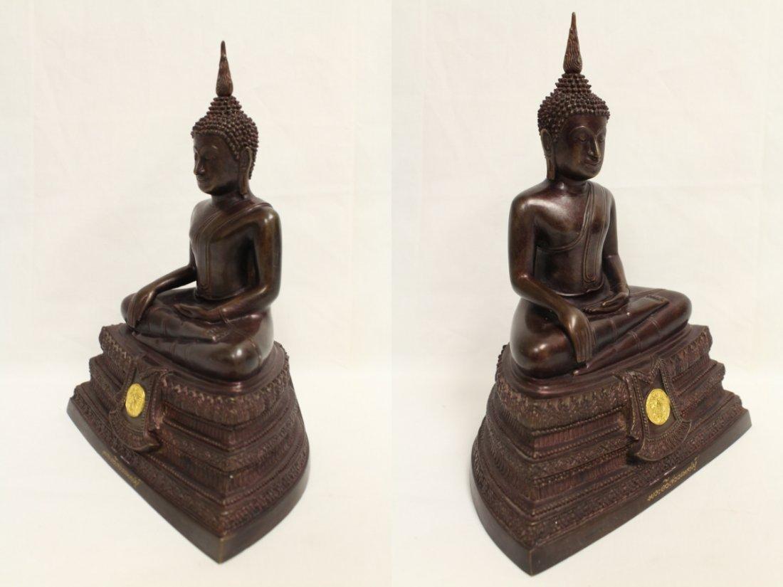 South Asia vintage bronze sculpture - 6