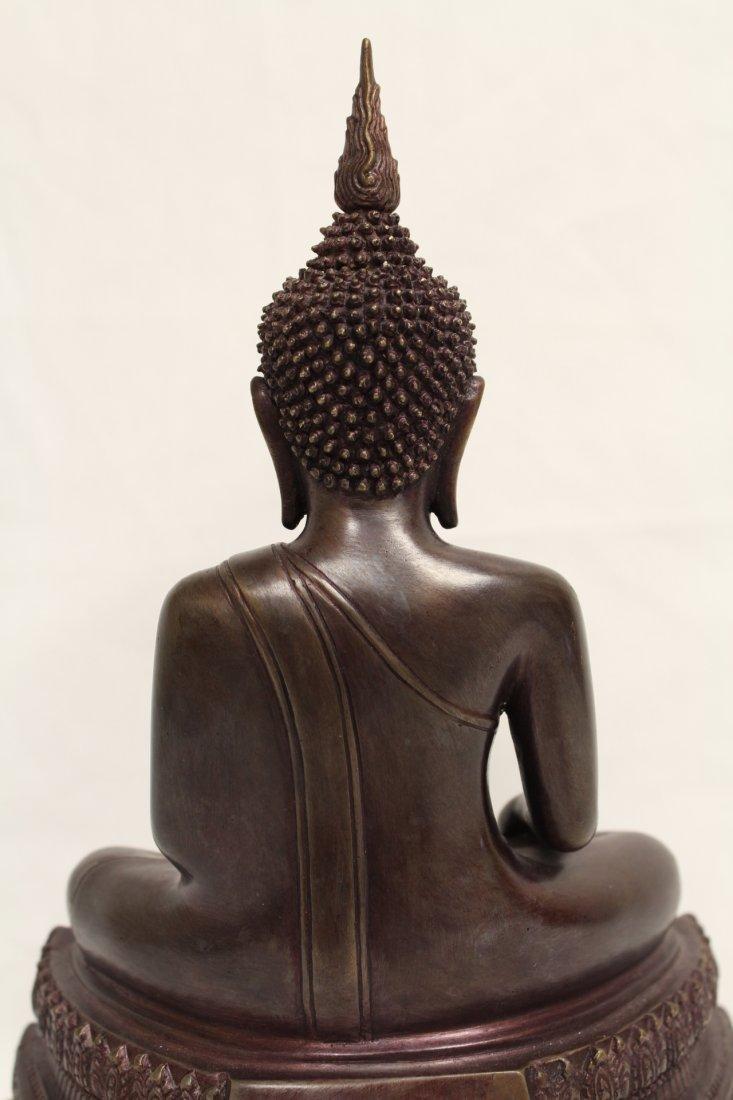 South Asia vintage bronze sculpture - 9