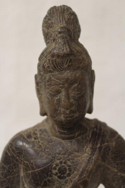 Chinese stone standing Buddha - 7