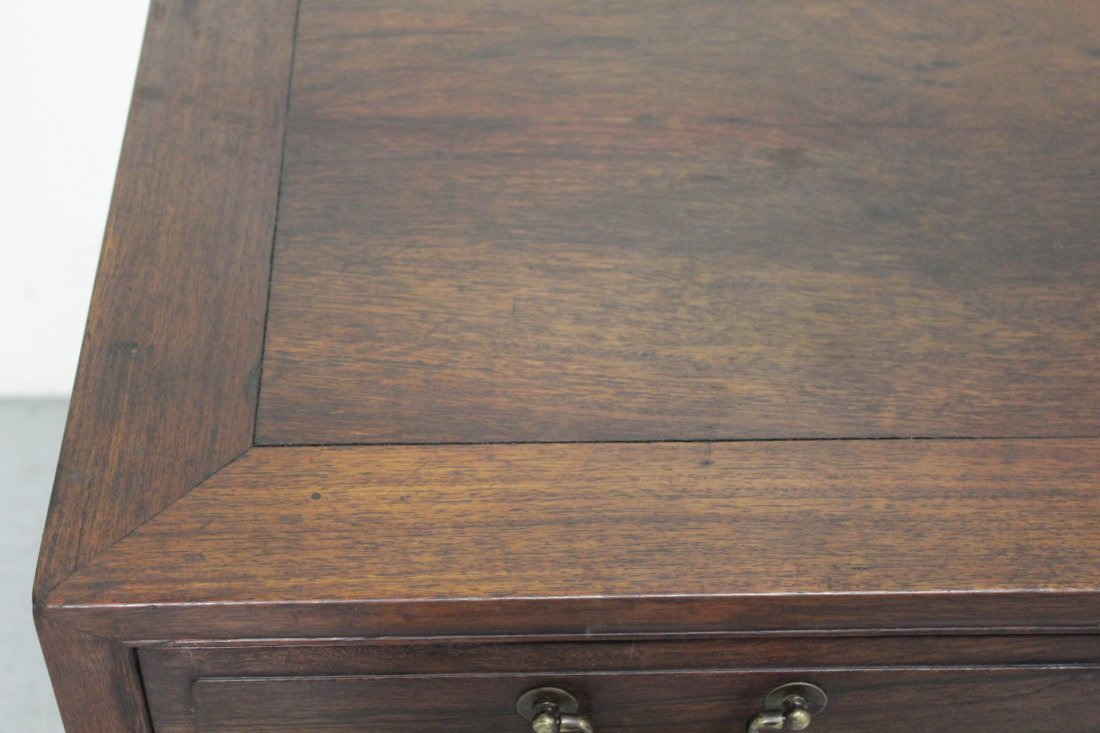 Chinese vintage hong-mu desk - 6