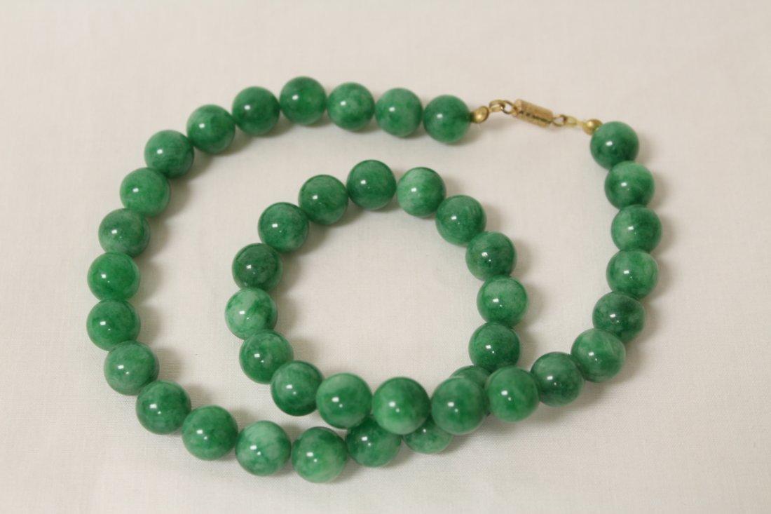 3 necklaces - 10