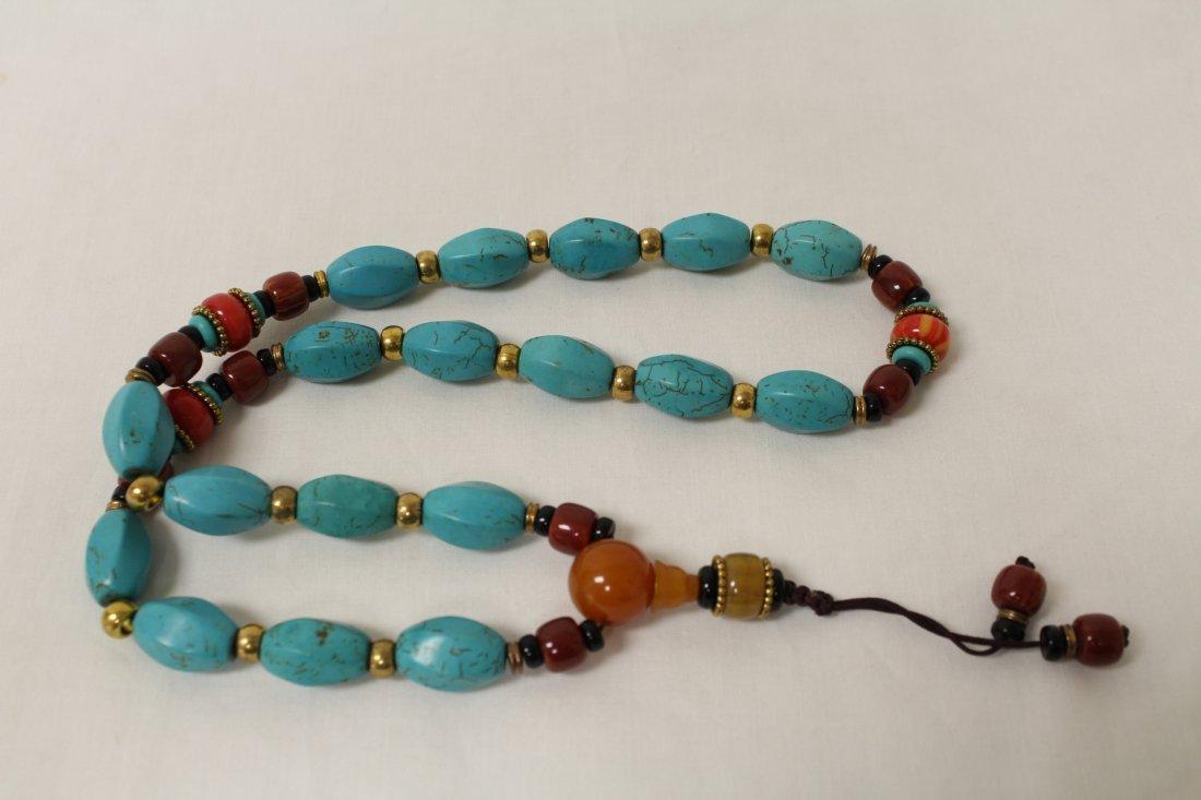 3 necklaces - 3