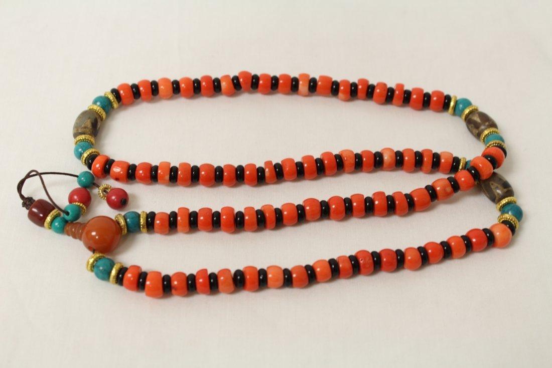 3 necklaces - 6