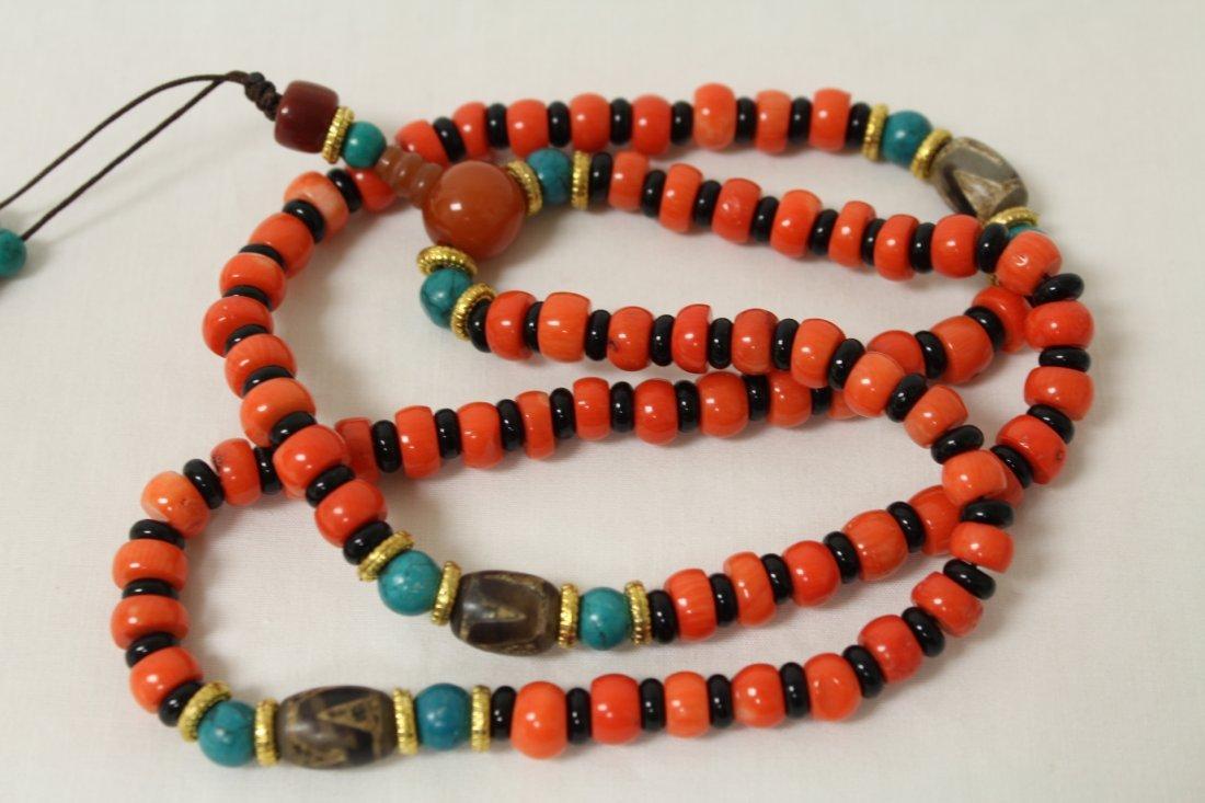 3 necklaces - 7