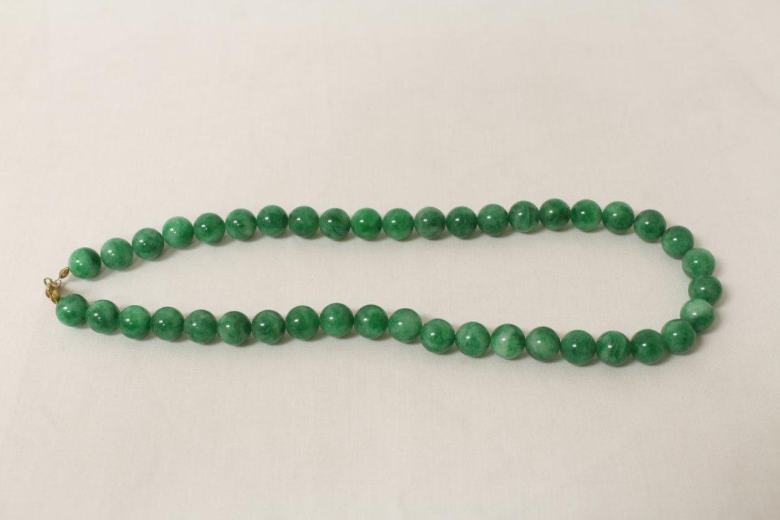 3 necklaces - 8