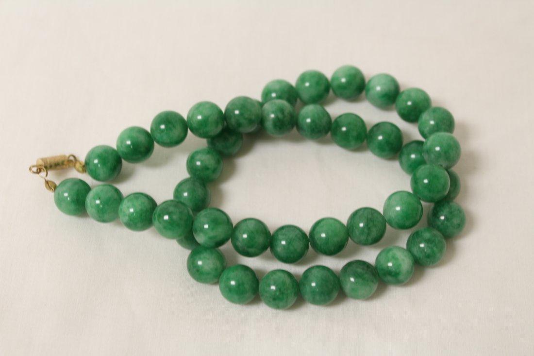 3 necklaces - 9