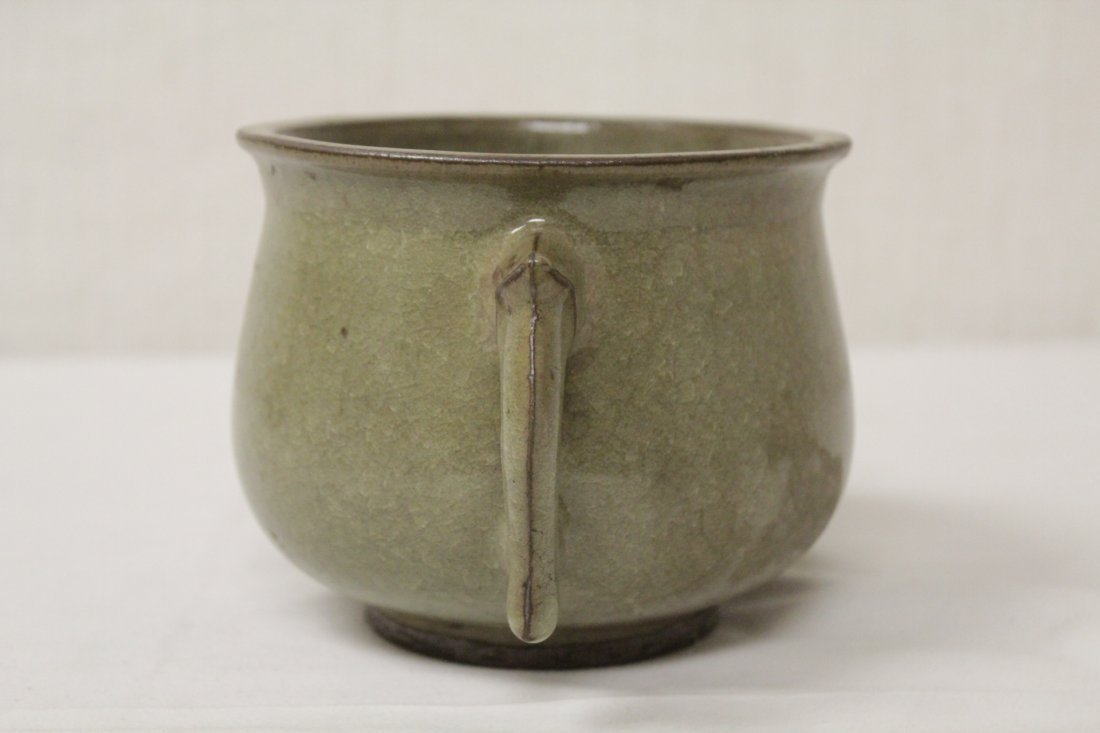 Song style handled vase - 2