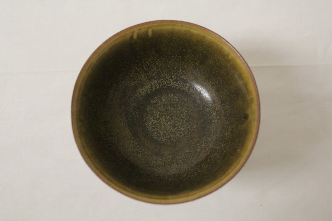 Chinese Song style stem bowl - 5