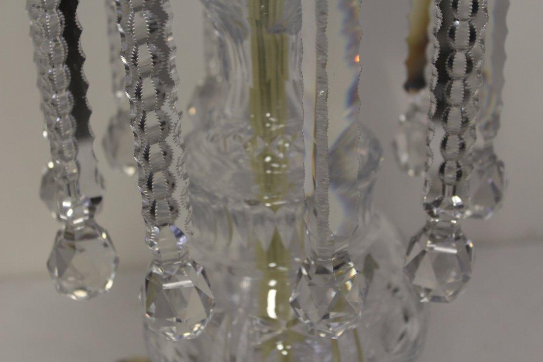 Beautiful crystal table lamp - 10