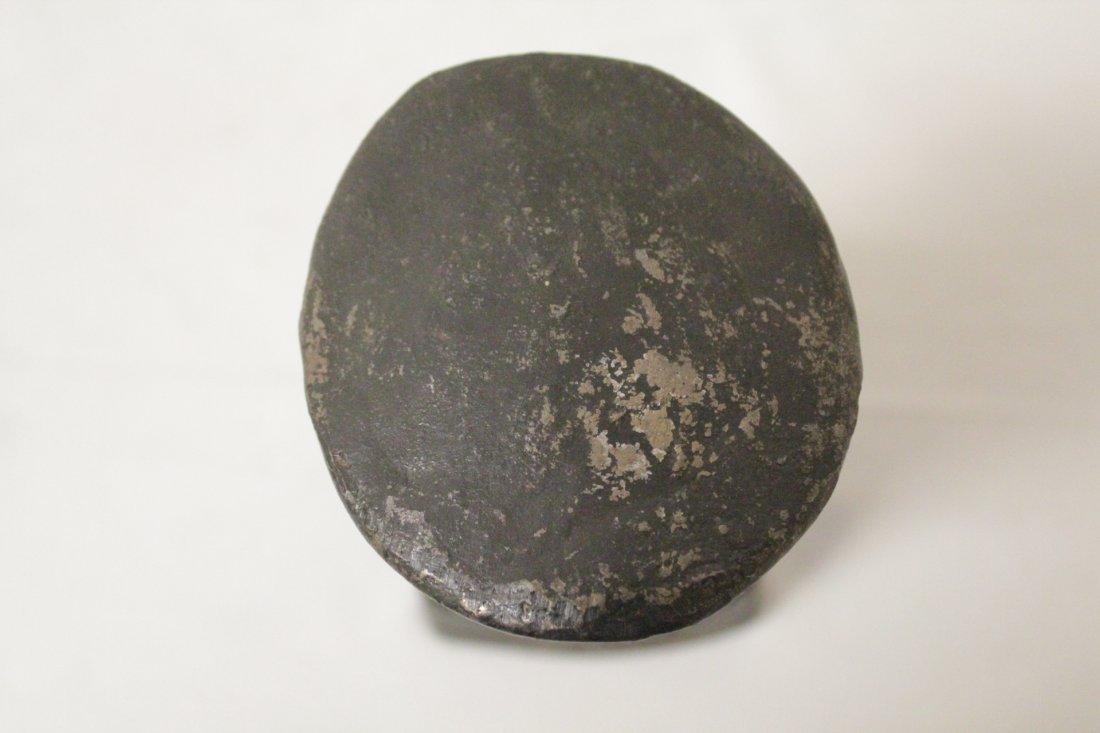 "Vintage cast iron bank ""Pershing"" - 5"