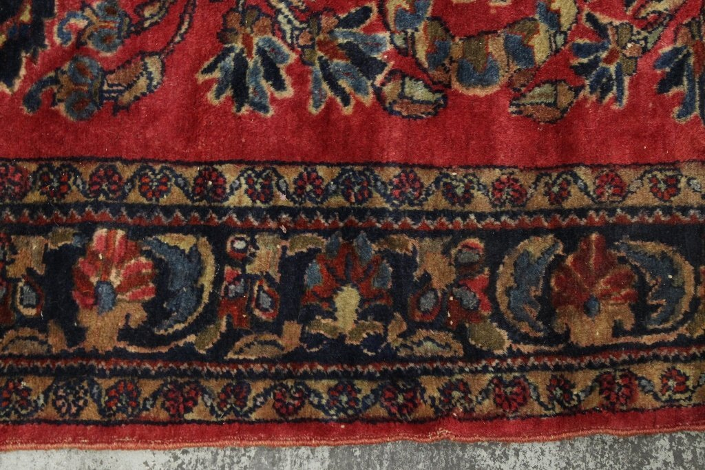 Vintage Persian rug - 5