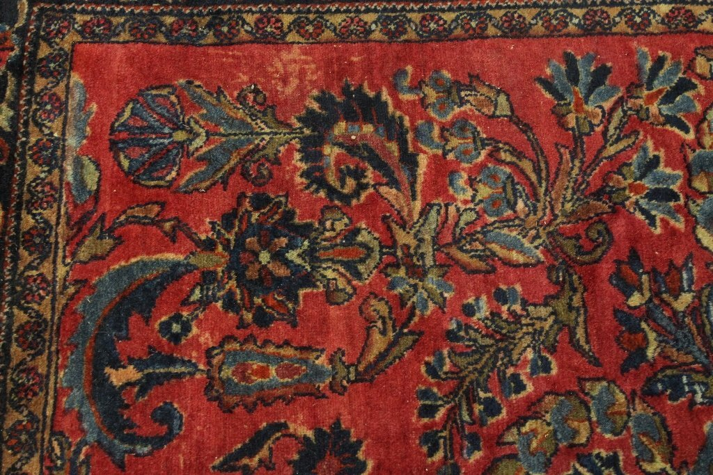 Vintage Persian rug - 7