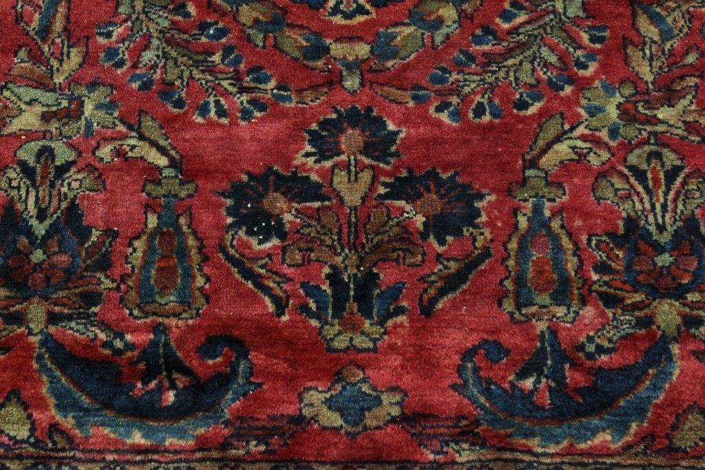 Vintage Persian rug - 9