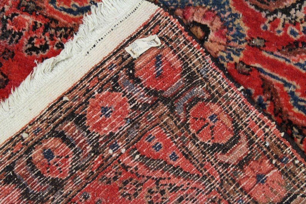 Vintage Persian rug - 10