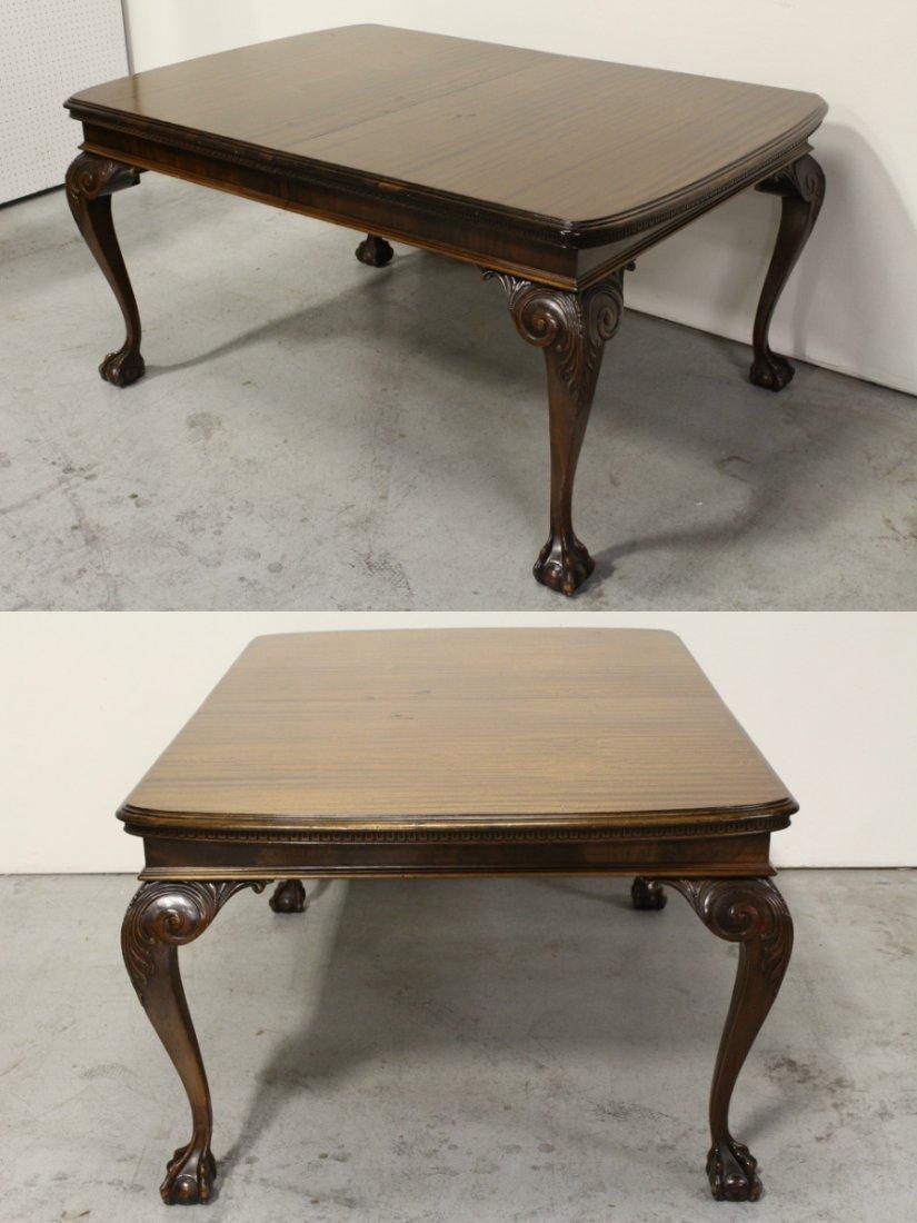 mahogany dining room set - 6