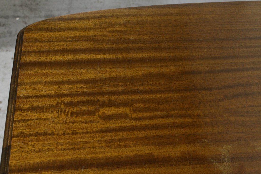 mahogany dining room set - 8