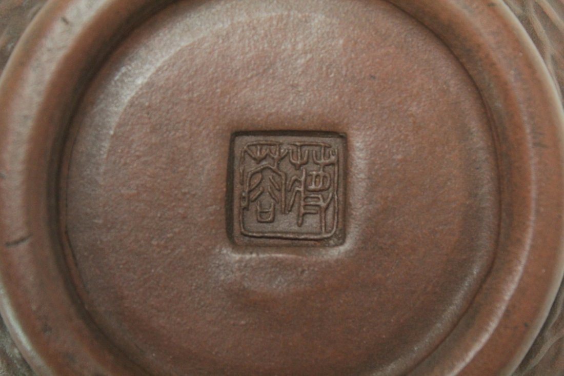2 Yixing teapot - 10