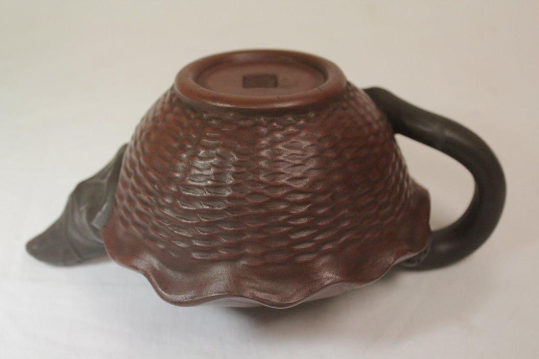 2 Yixing teapot - 6