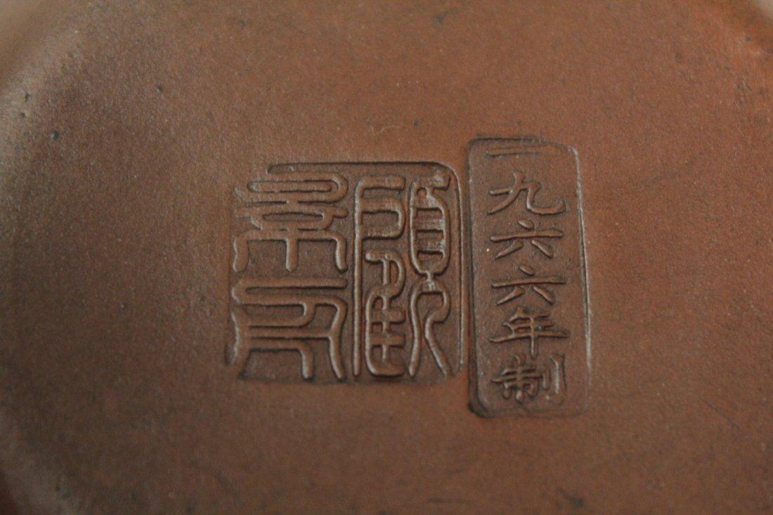 2 Yixing teapot - 9