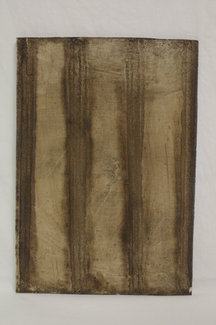 Chinese unframed porcelain plaque - 10
