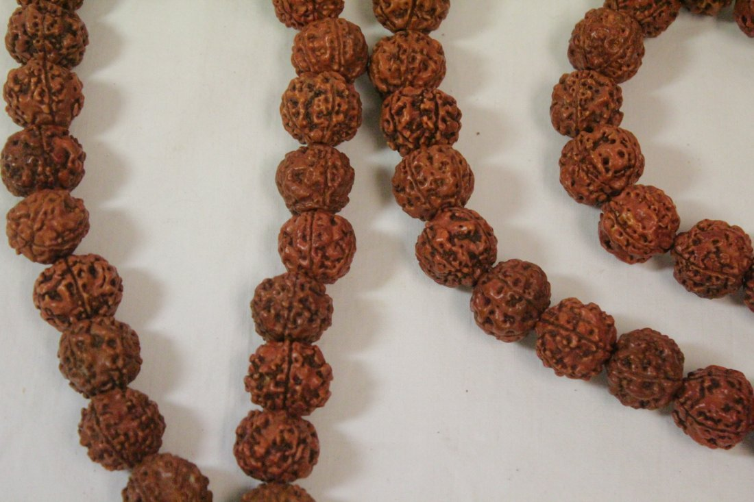 6 Chinese bead necklaces - 5