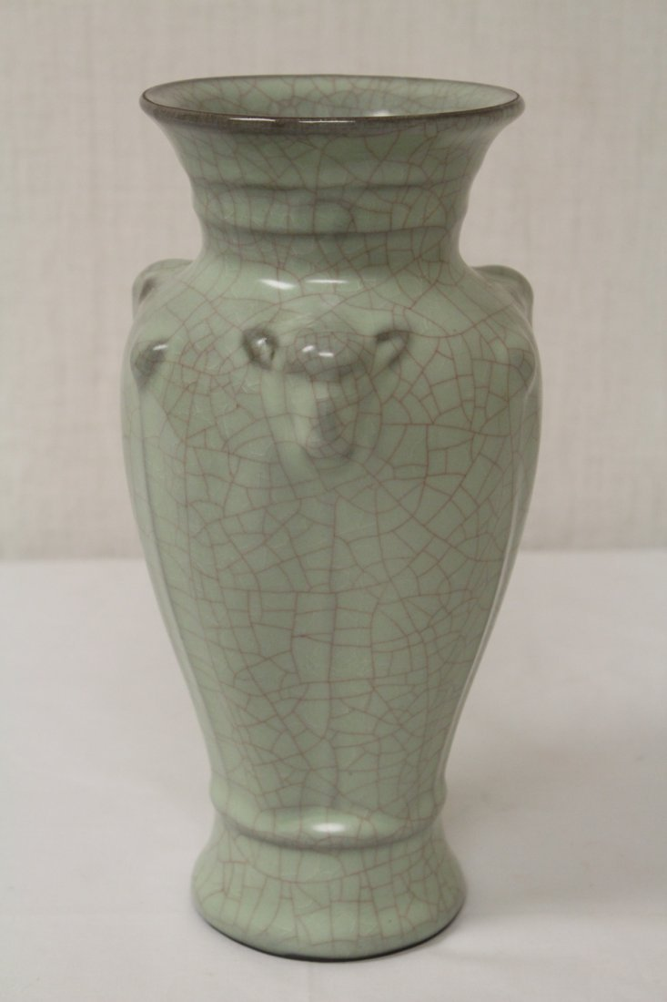 Chinese Song style porcelain vase - 2