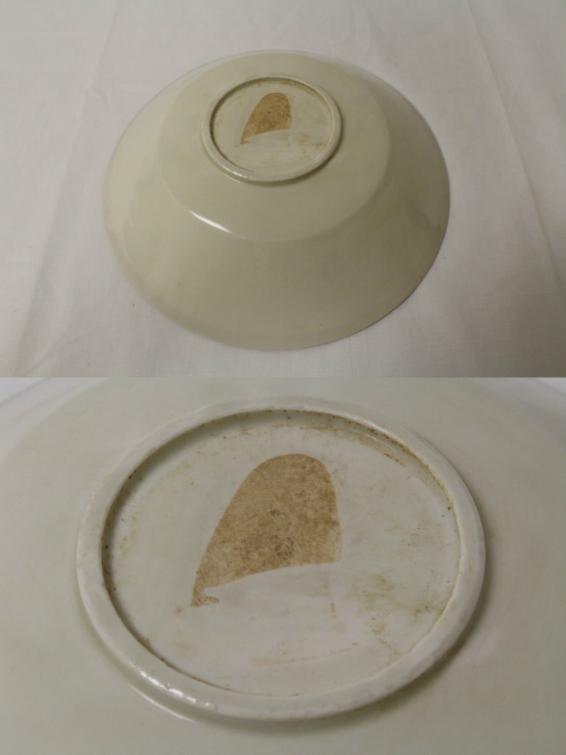 2 Song style porcelain bowls - 10