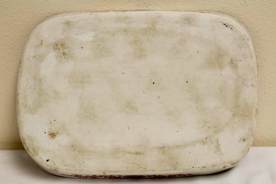 Japanese 17th/18th c. Kakiemon porcelain tray - 10