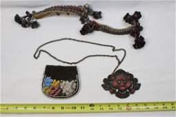 Lot of Tibetan misc items