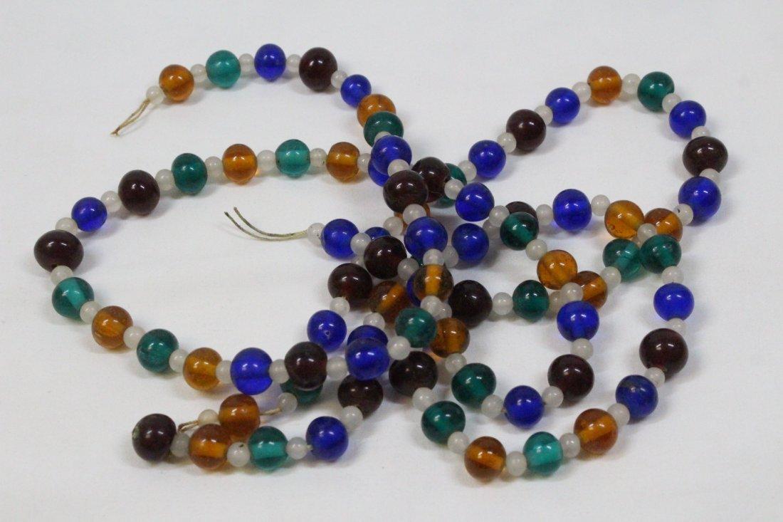 3 loose necklaces - 10