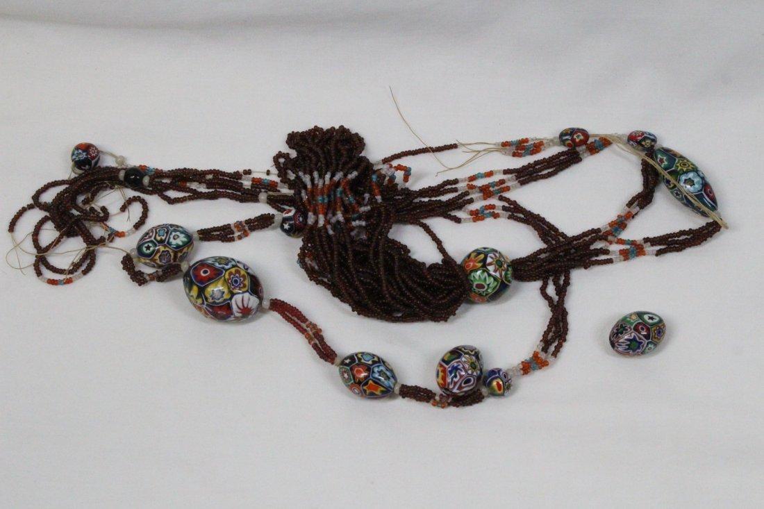 3 loose necklaces - 3