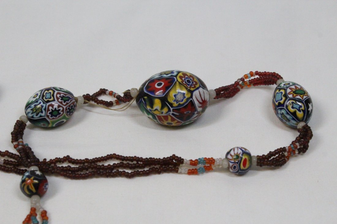 3 loose necklaces - 4