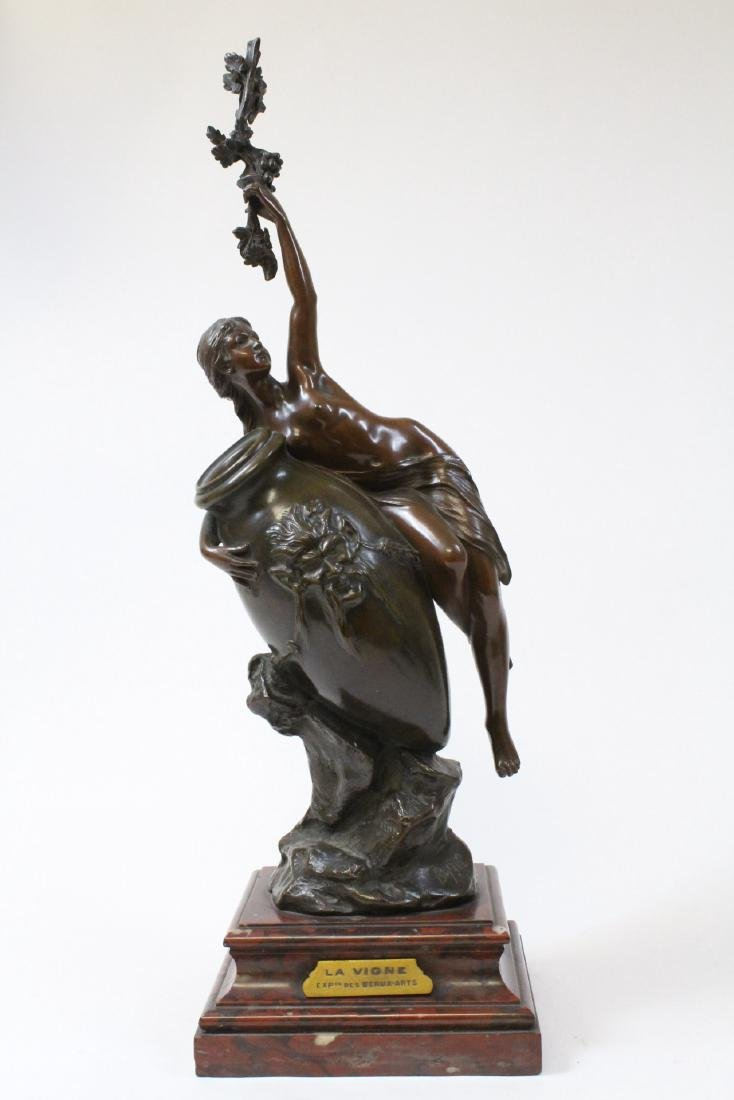 bronze sculpture by Antoine Bofill