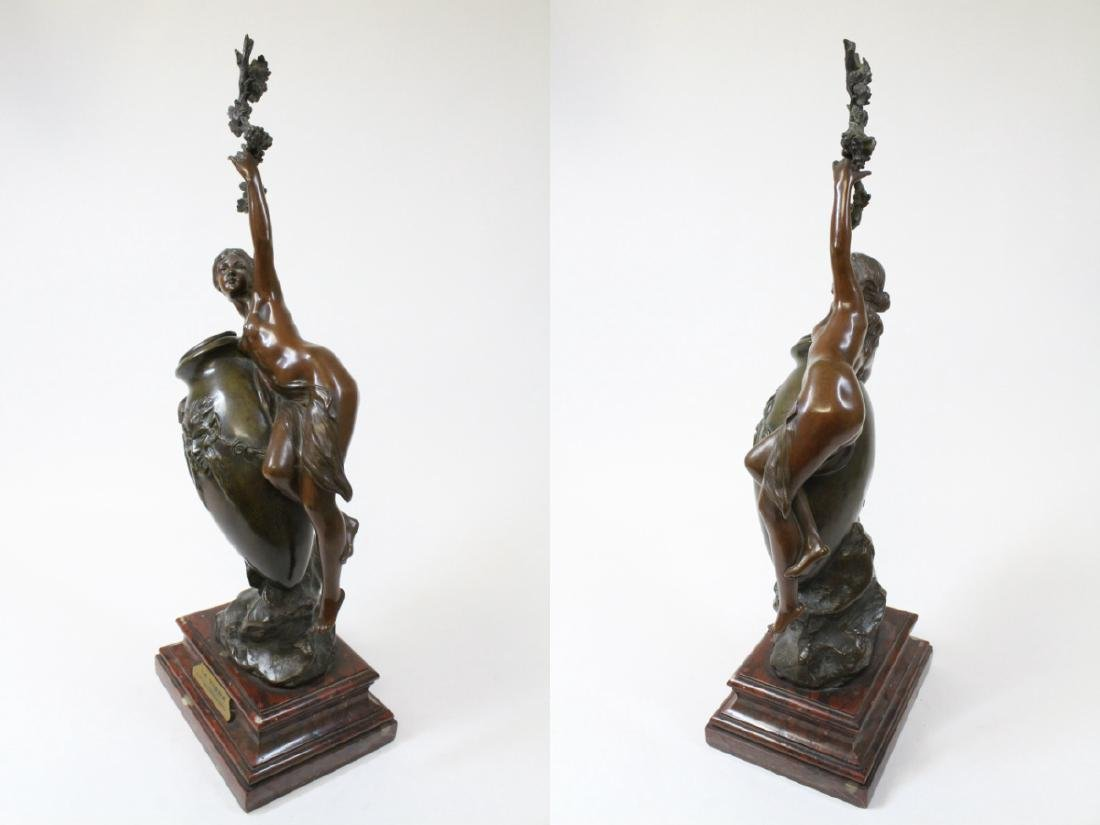 bronze sculpture by Antoine Bofill - 2