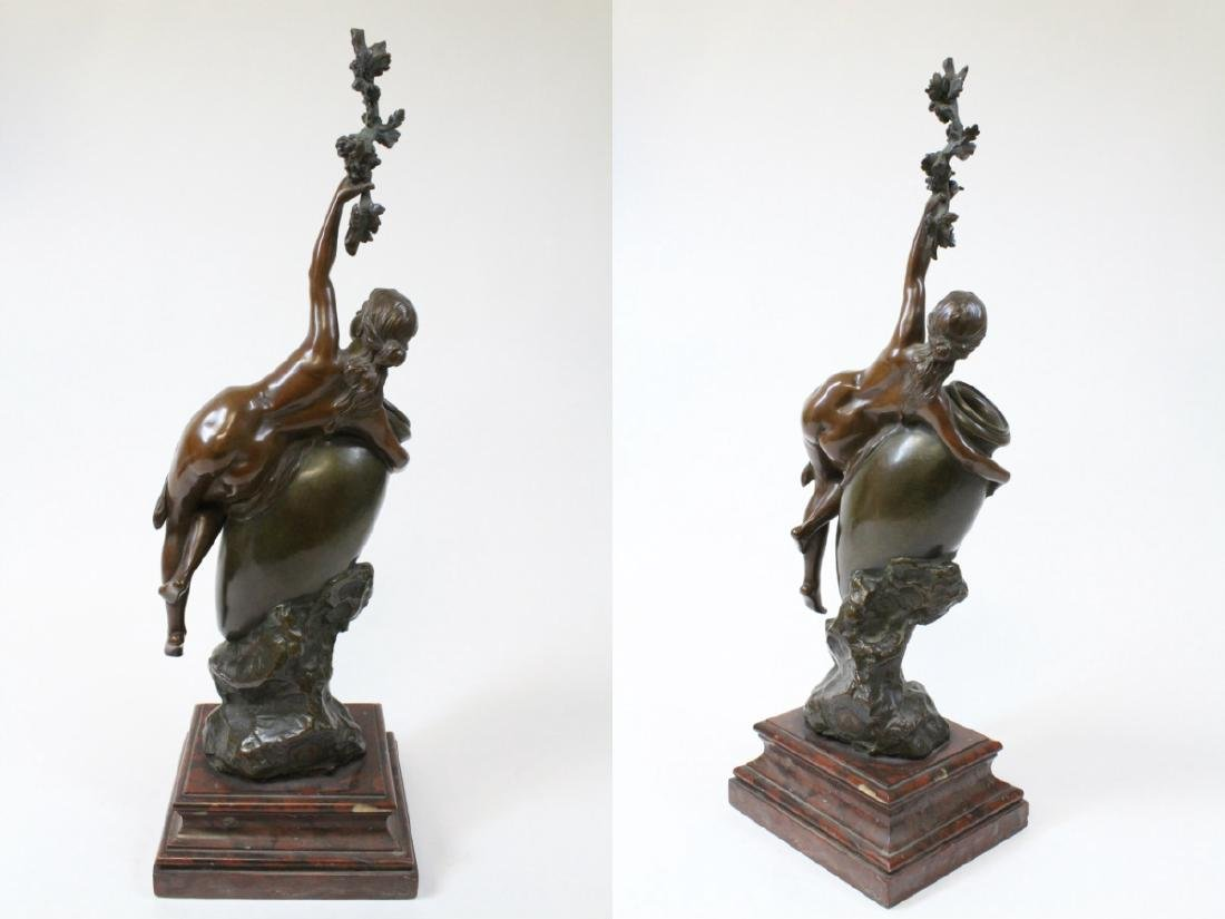 bronze sculpture by Antoine Bofill - 3