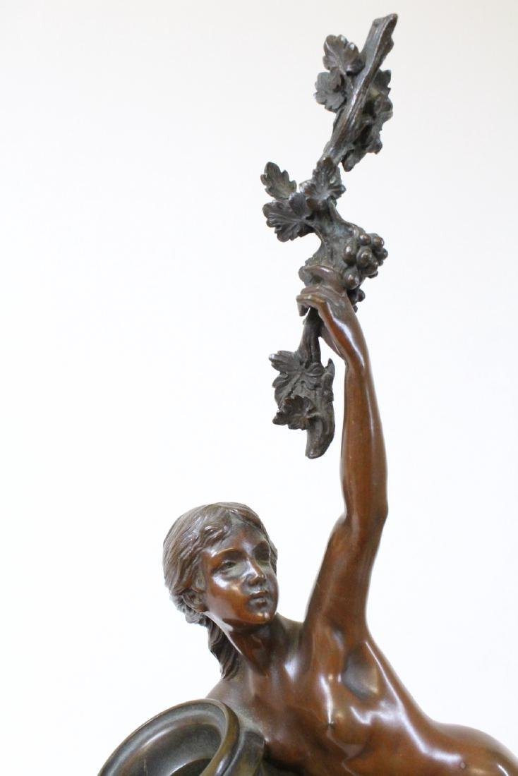 bronze sculpture by Antoine Bofill - 9